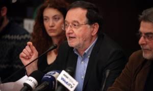 Λαφαζάνης: Ποινικές ευθύνες βαραίνουν Τσίπρα και υπουργούς