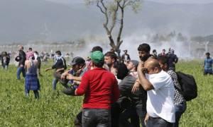 Ειδομένη: Ευρωπαίους αλληλέγγυους ψάχνει η αστυνομία ως υποκινητές των επεισοδίων