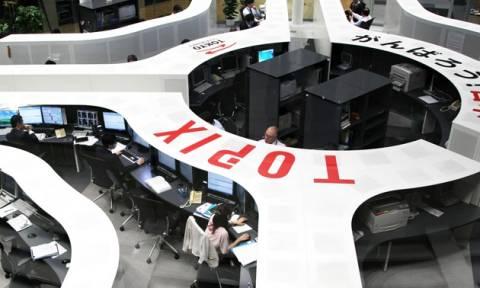 Άνοιγμα με πτώση στο χρηματιστήριο του Τόκιο