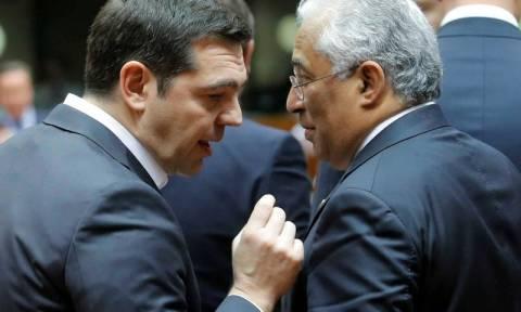 Στην Αθήνα ο πρωθυπουργός της Πορτογαλίας – Το πρωί η συνάντηση με την Αλέξη Τσίπρα