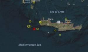 Σεισμός και στην Κρήτη