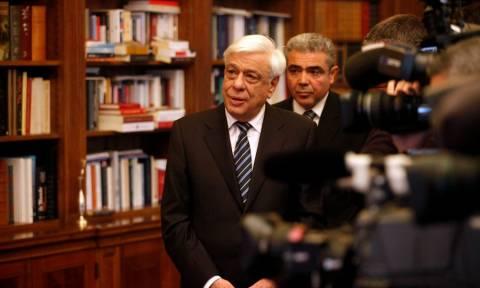 Παυλόπουλος: Αδιανόητη η συμπεριφορά των Σκοπίων - Δεν έχουν θέση σε ΕΕ και ΝΑΤΟ (vid)