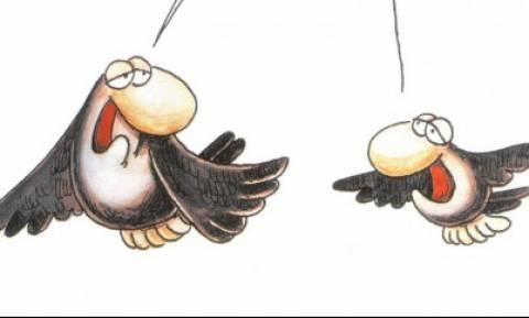 Σπαρακτικό: O επίλογος στις «Χαμηλές Πτήσεις» του Αρκά που δεν δημοσιεύτηκε ποτέ! (pic)