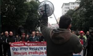 Ασφαλιστικό - ΓΣΕΕ: Νέα 48ωρη  απεργία - Συγκρότηση νέων οργάνων