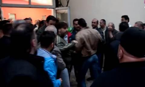 Αποδοκίμασαν τον Παραστατίδη του ΣΥΡΙΖΑ στο Κιλκίς (vid)