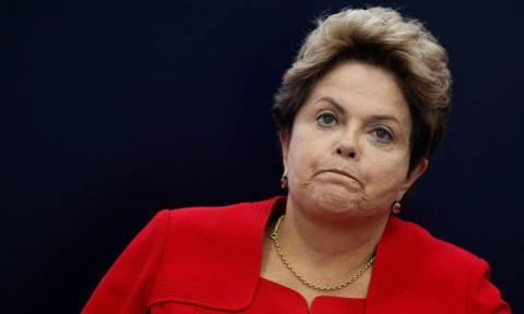 Βραζιλία: Στην ολομέλεια της Βουλής η τύχη της Προέδρου Ντίλμα Ρούσεφ (Vid)