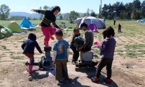 Εμβόλια από ΕΕ και ΜΚΟ περιμένει το υπουργείο Υγείας για τα παιδιά των προσφύγων