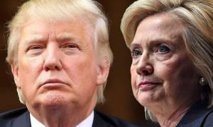 Εκλογές ΗΠΑ: Τραμπ και Χίλαρι επικράτησαν οριακά στο Μιζούρι