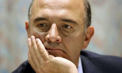 Μοσκοβισί: Προειδοποιεί εμμέσως την Αθήνα να μην καταθέσει νομοσχέδια!