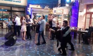 Η εκπομπή «Όλοι οι καλοί χωράνε» στο disco party της Μπέσσυ Αργυράκη