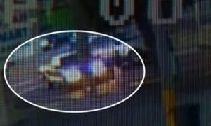 Συγκλονιστικό: Κάμερα κατέγραψε απόπειρα αρπαγής 11χρονης
