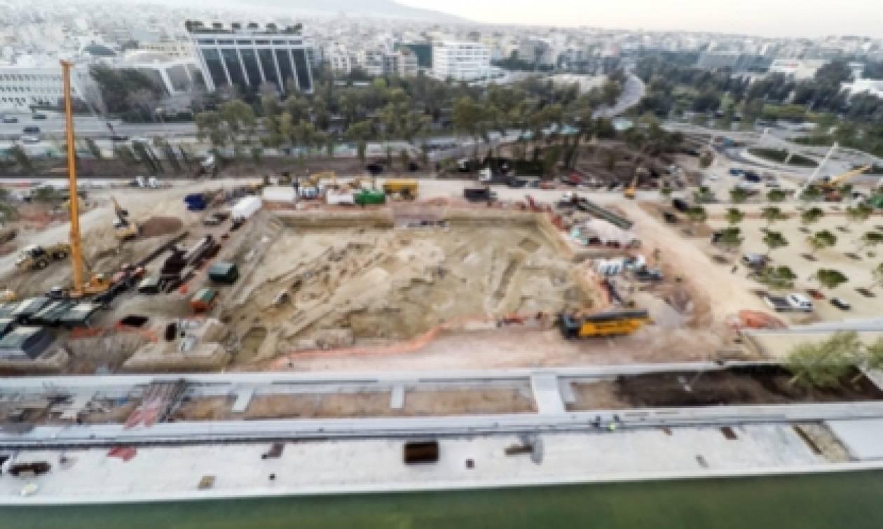 Εντυπωσιακά ευρήματα στο Φαληρικό Δέλτα: Εντοπίστηκε ομαδικός τάφος 80 δεσμωτών! (pics)