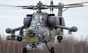 Σε «λάθος του πιλότου» οφείλεται η συντριβή του ρωσικού ελικοπτέρου στη Συρία