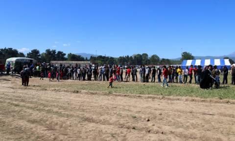 Γερμανία: Η Ελλάδα δεν αιτήθηκε ποτέ στους Ευρωπαίους να πάρουν πρόσφυγες από την Ειδομένη