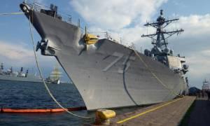 Επίδειξη δύναμης από τη Ρωσία: Αεροσκάφη «πολιόρκησαν» πλοίο του Πολεμικού Ναυτικού των ΗΠΑ
