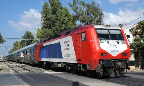 Εκτροχιασμός τρένου στο Λιανοκλάδι