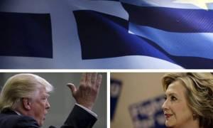 Τι λένε για Ελλάδα Τραμπ και Κλίντον