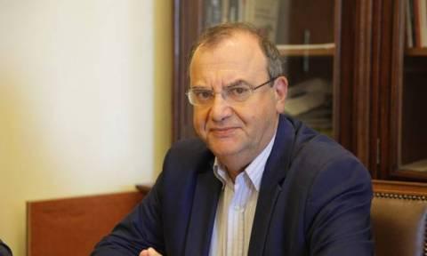 Στρατούλης: Μόνο εάν βγούμε εκτός Ευρωζώνης, μπορούμε να εφαρμόσουμε ένα πρόγραμμα αντιμνημονιακό