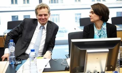 Τόμσεν και Βελκουλέσκου ενημέρωσαν το ΔΝΤ για την Ελλάδα