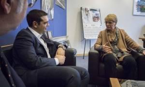 Στρασβούργο: Στήριξη στον Αλέξη Τσίπρα από την επικεφαλής της Ευρωομάδας της Αριστεράς