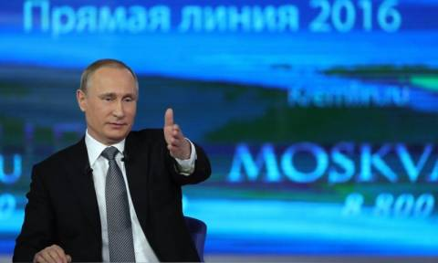 Panama Papers: Την Goldman Sachs καταγγέλλει ο Πούτιν για αήθη προπαγάνδα εναντίον του