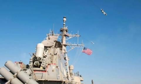 Μόσχα: Ακατανόητοι οι ισχυρισμοί για παρενόχληση...πολεμικού πλοίου των ΗΠΑ στη Βαλτική