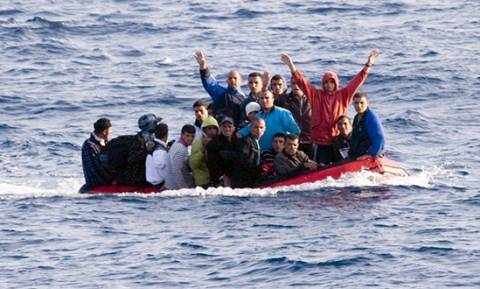 Αλεξανδρούπολη: Σύλληψη 38 μεταναστών που επέβαιναν σε λέμβο