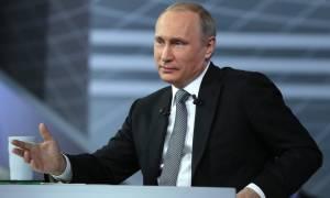 Πούτιν: Κανείς δεν μπορεί να μας επιβάλει τους όρους του