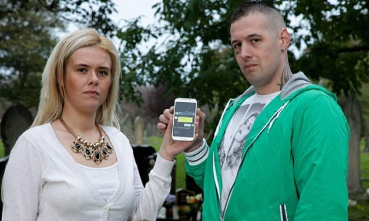 Ανατριχιαστικό: Έθαψαν τη γιαγιά τους με το κινητό και τους απάντησε σε μήνυμα 3 χρόνια μετά!