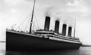 Σαν σήμερα το 1912 βυθίστηκε ο «Τιτανικός»