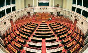 LIVE - Βουλή: Συζήτηση για τα θαλασσοδάνεια κομμάτων και ΜΜΕ