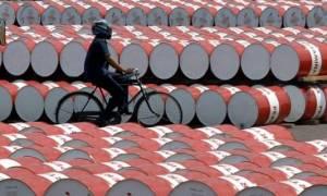 H απαισιοδοξία «ρίχνει» τις τιμές του πετρελαίου