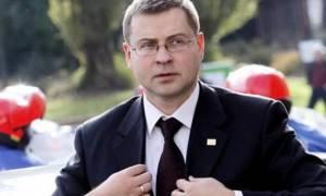 Ντομπρόβσκις: Εφικτή η συμφωνία Αθήνας με τους δανειστές της