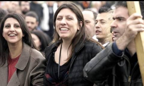 Την Τρίτη η «πρώτη» του νέου κόμματος της Ζωής Κωνσταντοπούλου