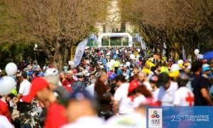 Στη τελική ευθεία για τον 23ο ποδηλατικό Γύρο Αθήνας