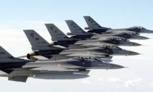 Και οι Τούρκοι το χαβά τους! - Νέο μπαράζ παραβιάσεων από οπλισμένα αεροσκάφη