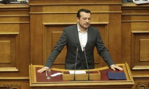 Βουλή: Την συμβολή όλων για καθαρό τηλεοπτικό πεδίο ζήτησε ο Νίκος Παππάς