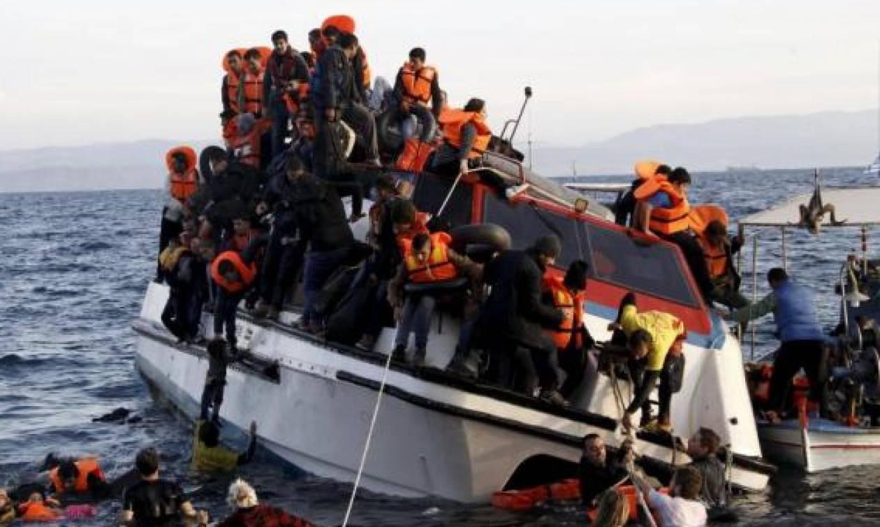 Ισπανία: Διάσωση 54 μεταναστών ανοιχτά της Μάλαγα