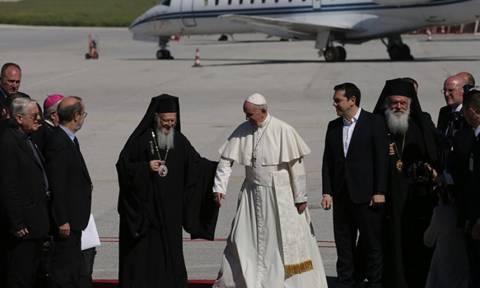 Μυτιλήνη: Η κοινή έκκληση των θρησκευτικών ηγετών από το hotspot της Μόριας