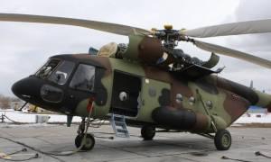 Η Σερβία προμηθεύτηκε δύο νέα ρωσικά ελικόπτερα Mi-17V-5