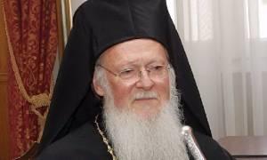 Βαρθολομαίος: «Δακρύσαμε όταν είδαμε τη Μεσόγειο να γίνεται τάφος για τους αγαπημένους σας»