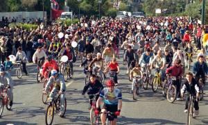 23ος Ποδηλατικός Γύρος της Αθήνας: Όλες οι κυκλοφοριακές ρυθμίσεις - Ποιοι δρόμοι θα κλείσουν