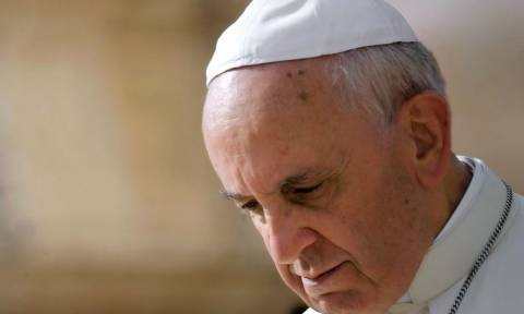 Επίσκεψη Πάπα στη Μυτιλήνη: Η προσευχή του Ποντίφικα για τους πρόσφυγες