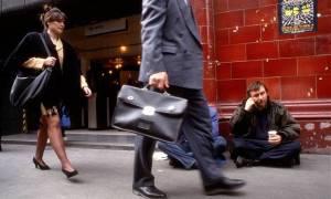 Οι πλούσιοι ζουν 15 χρόνια περισσότερα από τους φτωχούς