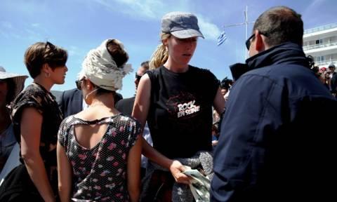 Επίσκεψη Πάπα στη Μυτιλήνη: Ελεύθερες αφέθηκαν οι 4 γυναίκες που προσήχθησαν