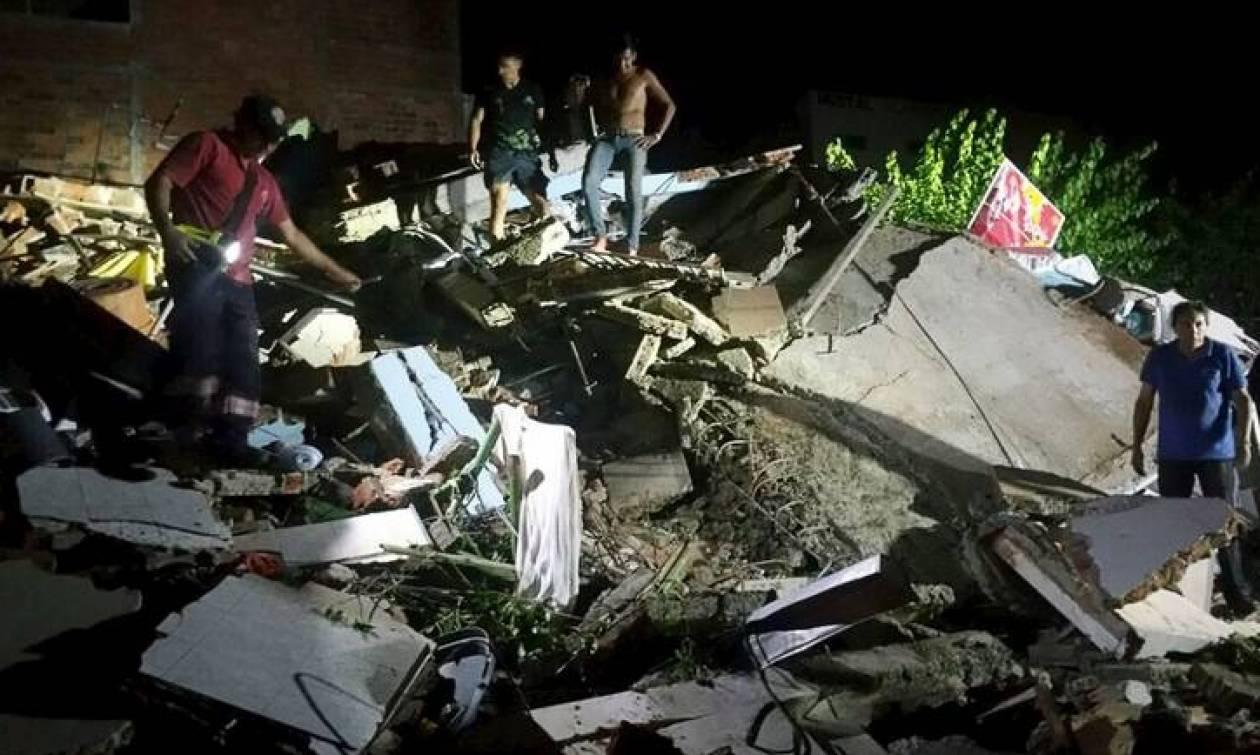 Φονικός σεισμός 7,8 Ρίχτερ στο Εκουαδόρ - Προειδοποίηση για τσουνάμι