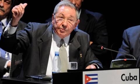 Ραούλ Κάστρο: Στην Κούβα δεν «χωράνε» ιδιωτικοποιήσεις
