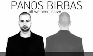 All we need is live: Ο Πάνος Μπίρμπας στο Faust
