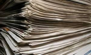 Άσχημα τα νέα για τις Κυριακάτικες εφημερίδες τον Απρίλιο