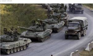 ΥΠΕΞ Ουκρανίας: «Η Ρωσία αυξάνει το στρατό της στα σύνορα με Ουκρανία»